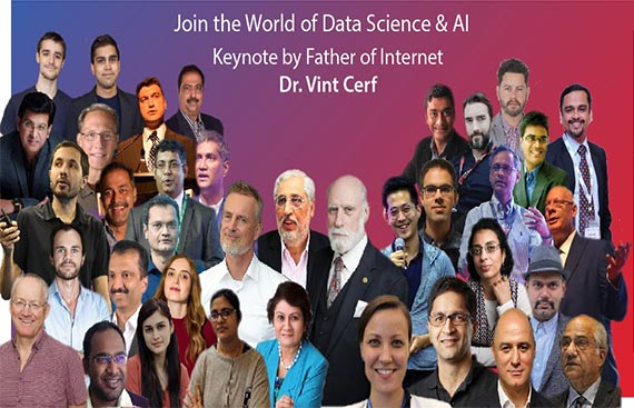 Data Science Congress 2020 Virtual Featuring World Leaders In AI