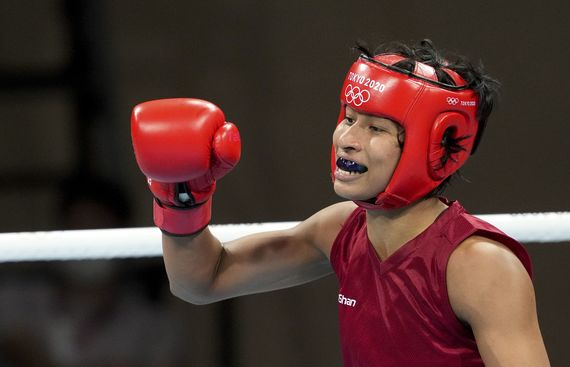 Olympics 2021: Boxer Lovlina Borgohain bags 3rd medal for India with a bronze