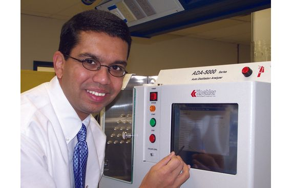 Indian American scientist elected a Fellow by the Royal Society of Chemistry in the UK