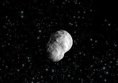 Indian-Origin Astronomer Spots Tiniest Asteroid