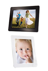 Transcend launches digital photo frame