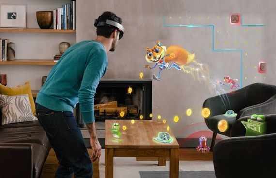 How AR is Taking Gaming to Next Level?