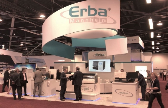 Erba Group promises to deliver unrivalled affordability and technology in a burst of new products launched at AACC 2019