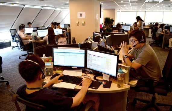 Philippine-based Call Center Open Access BPO Launched New Office at Makati City, Philippines