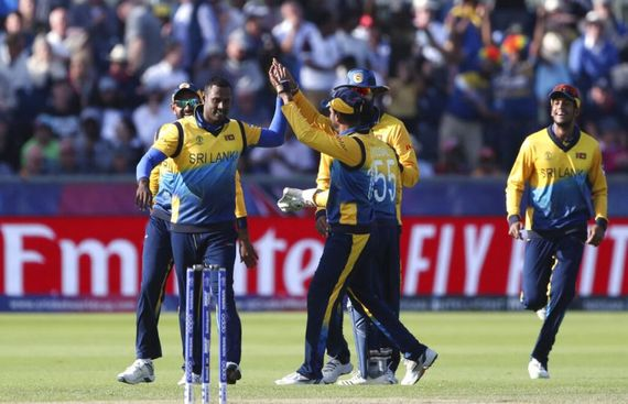 Sri Lanka Down West Indies in Inconsequential Cliffhanger