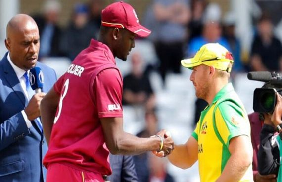 West Indies opt to bowl against Australia