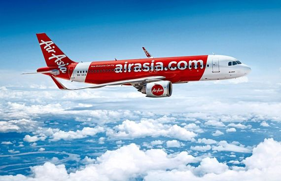 AirAsia Raises Fund to Go Digital