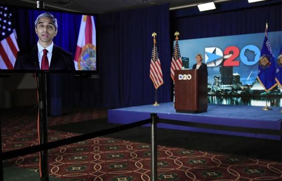 Two Leading Indian Americans Among Joe Biden's Core Advisers