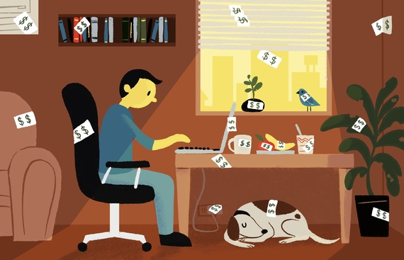 Can the Work- from- Home Model help revive the economy?