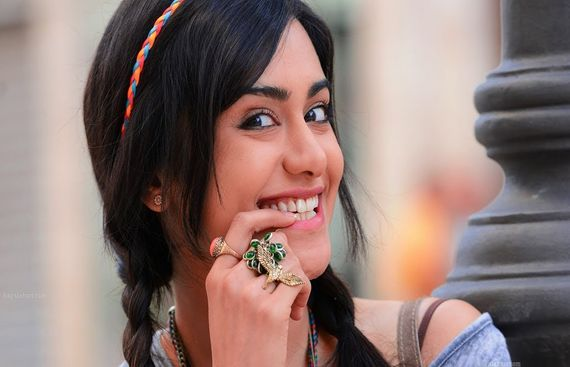 Adah Sharma Time Travels in Virtual World