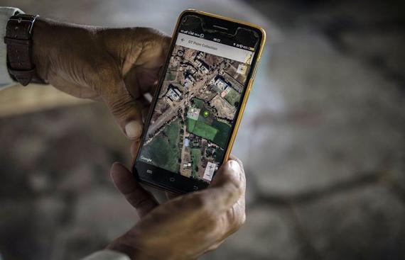 Microsoft, Cisco, Amazon dive on India's $24 billion farm-data trove