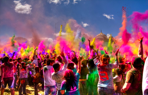 Holi: History, Tradition, Prevention & More