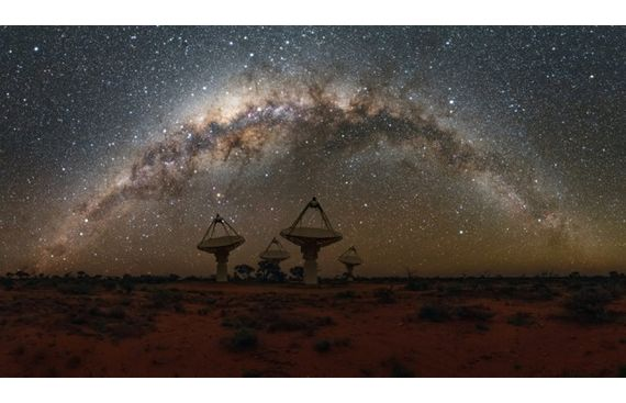 Repeated fast radio bursts from space make 'alien life' theories alive