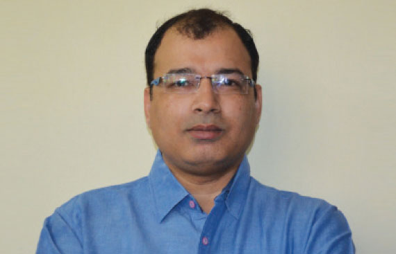 Technology Paves The Way for Healthcare: Bipin Joshi
