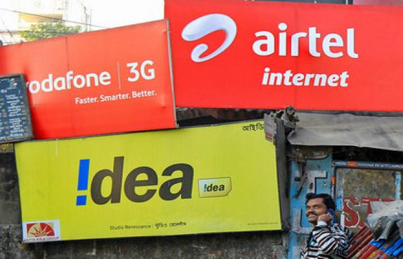 Voda-Idea, Airtel Struggle in Early Trade over Poor Q2 Numbers