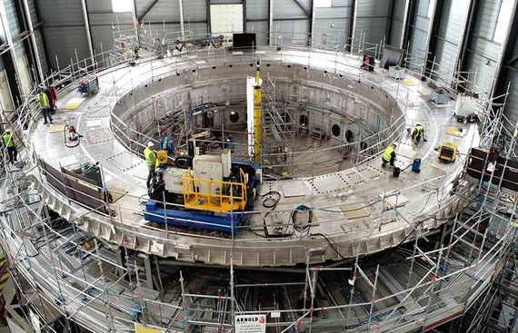 World's Largest Fusion Experiment Empowers Indian Manufacturing