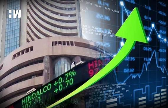 Sensex crosses 59k mark; Telecom stocks soar