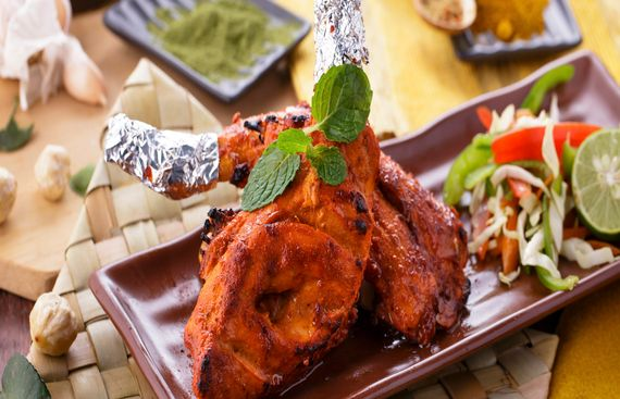 Indian Dishes Named in the World�s Best 100 Dishes