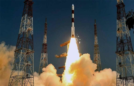 ISRO puts Emisat, 28 foreign satellites into orbit