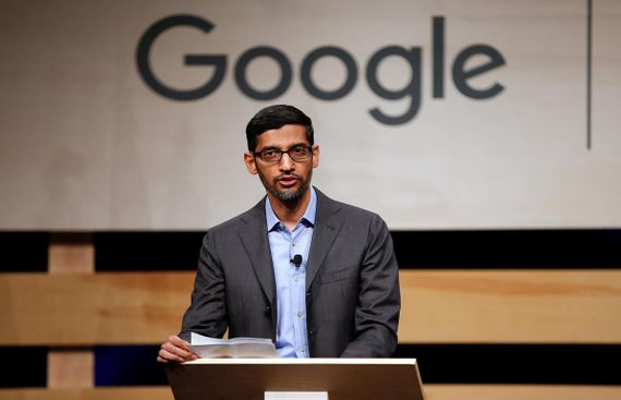 Google Co-Founders Step Down, Pichai new Alphabet CEO