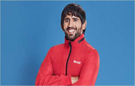 Mobil India Names Wrestling Champion Bajrang Punia as the New Brand Ambassador for its Commercial Vehicle Lubricants