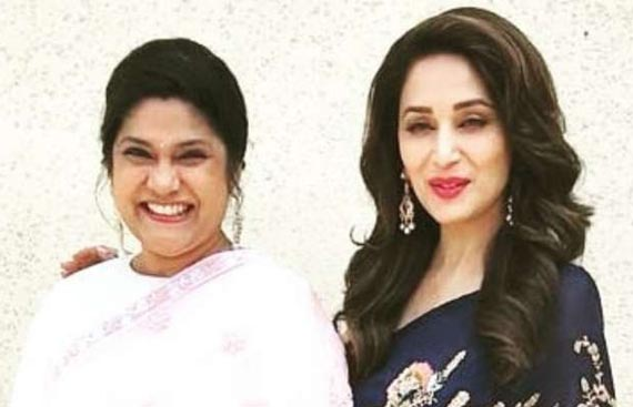 Renuka Shahane: Always nurtured the dream of directing Madhuri Dixit