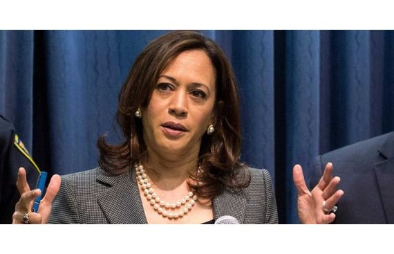 Kamala Harris criticises Trump over government shutdown
