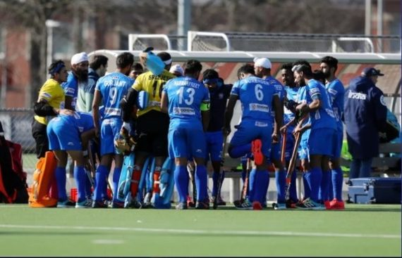 India defeat Olympic champs Argentina in practice match