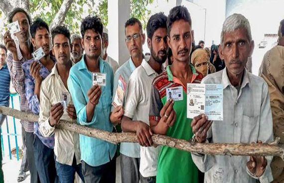 Lok Sabha polls begin with voting in 91 seats