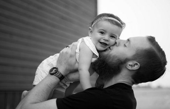 Fathers are happier parents: Study