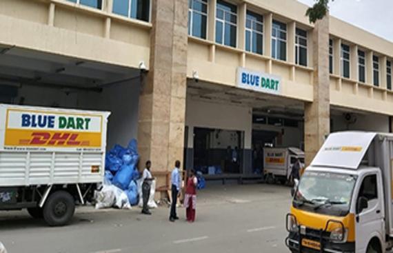 Blue Dart Med-Exp to test UAS for vax deliveries