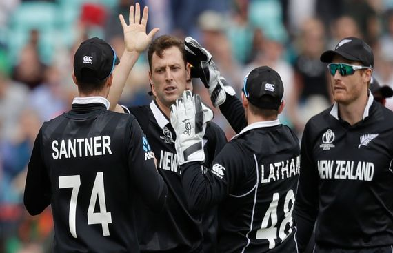Henry four-fer Helps NZ bowl Bangladesh out for 244