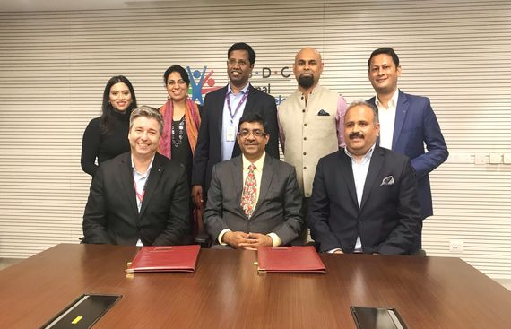 NSDC signs MoU with Renault-Nissan Alliance in India to Upskill Workforce for Future Technologies