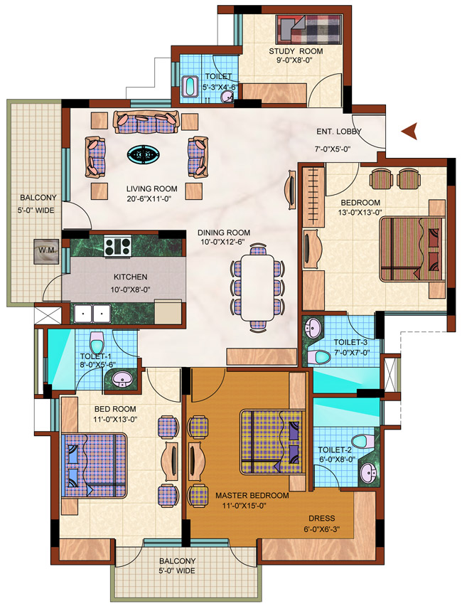 purvanchal pmo apartments 2 3 bhk new residential apartments for sale sector 62 noida. Black Bedroom Furniture Sets. Home Design Ideas