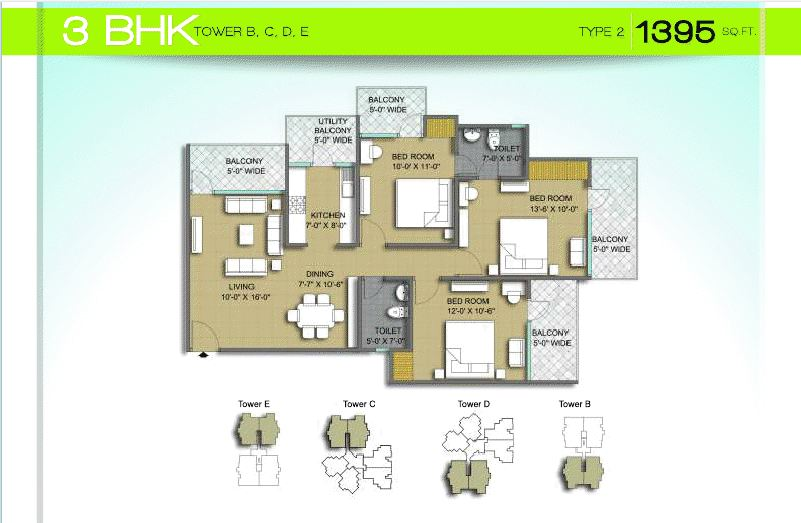 Mascot Manorath 2 3 Bhk New Residential Apartments For