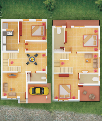 Row House Floor Plans In India   Modern Area Rugs  Floor Mats and    To View Floor Plan