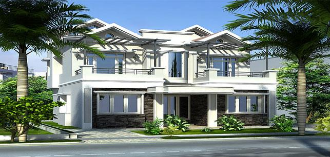 Jr Greenpark Lakefront 3 Amp 4 Bedroom Duplex Villas Near