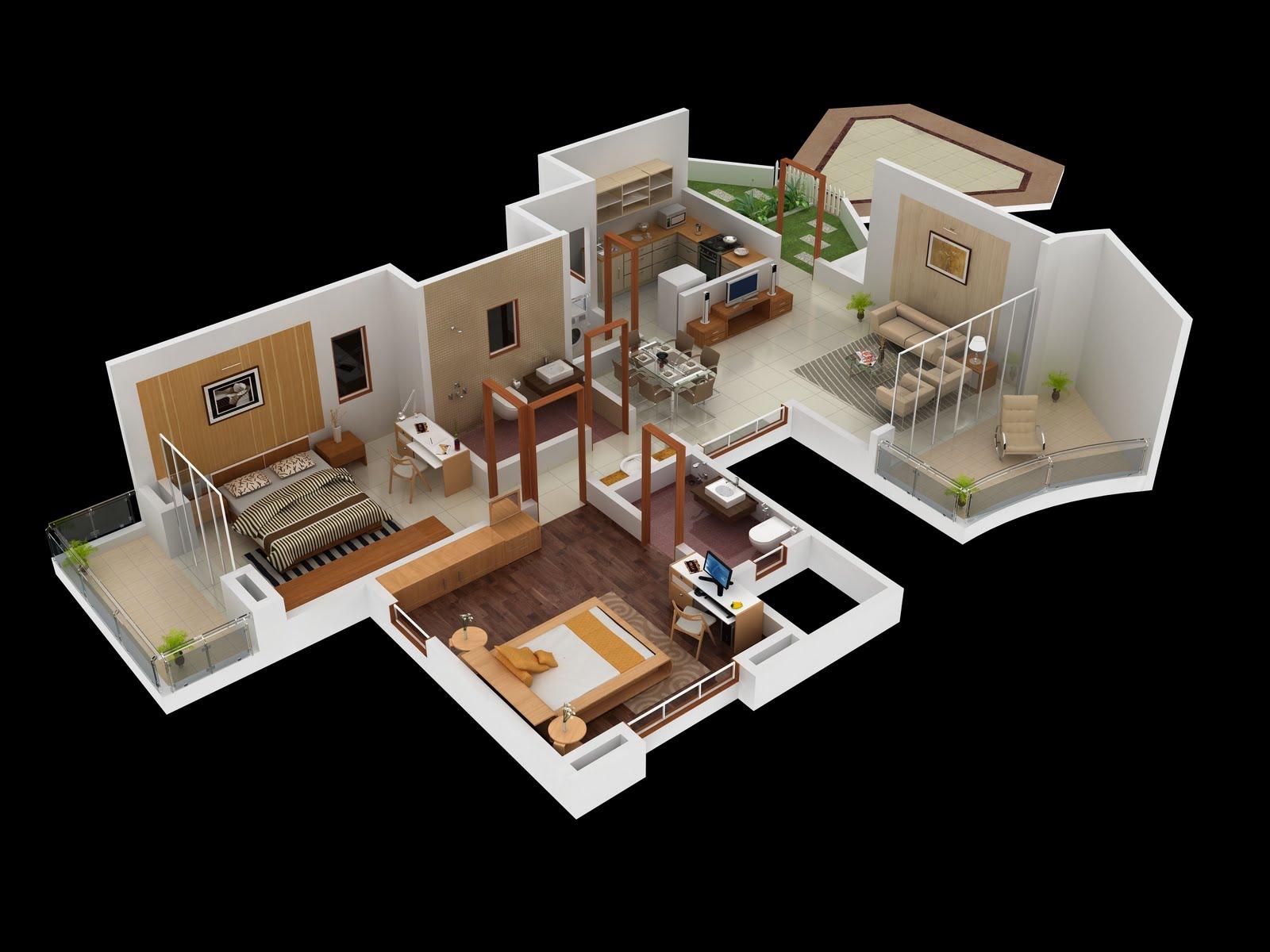 Nandan Inspera 2 Bhk New Super Luxurios Residential
