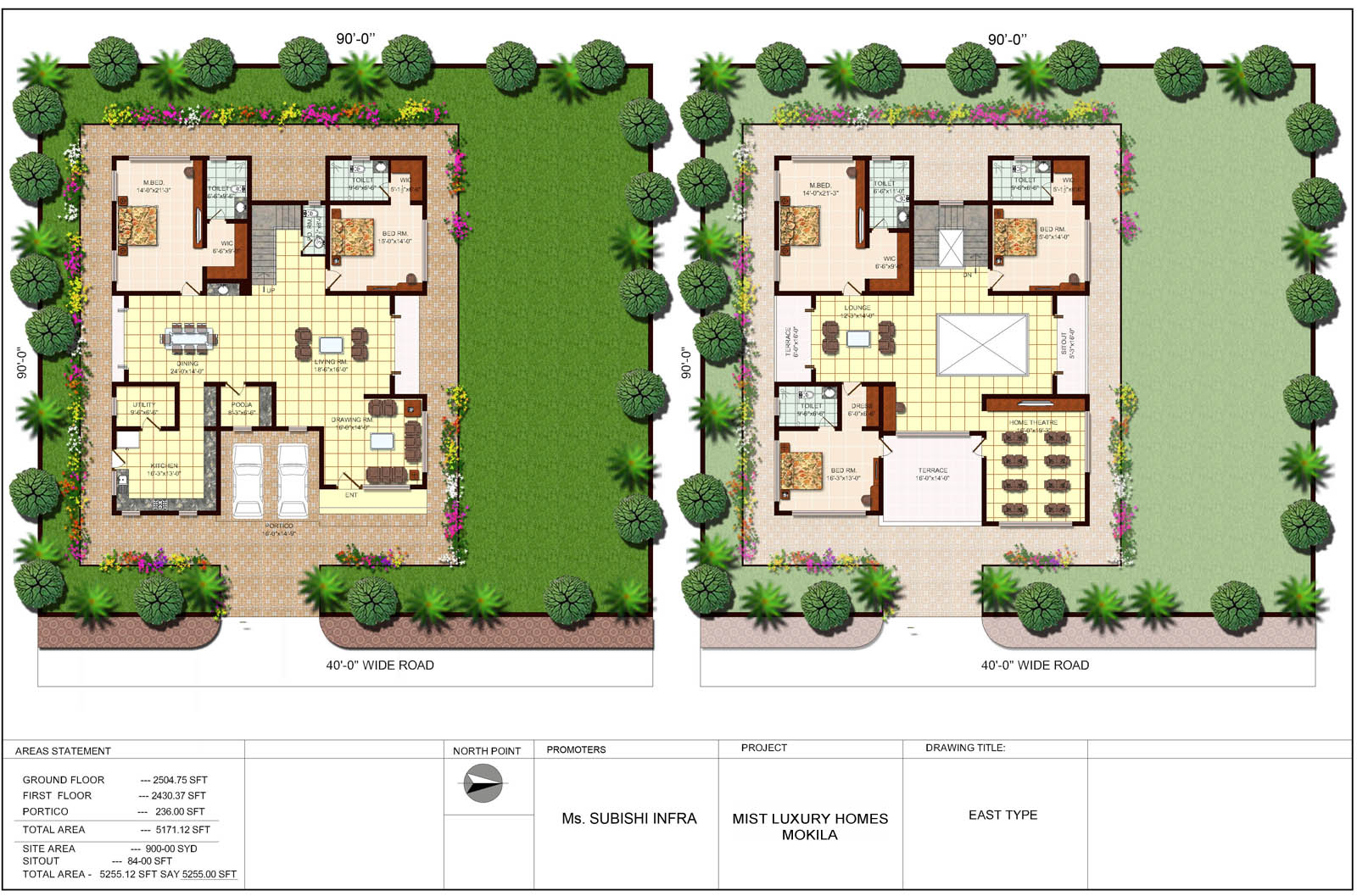luxury home floor plans elegant home design subishi mist luxury homes 5 bhk new residential apartment for