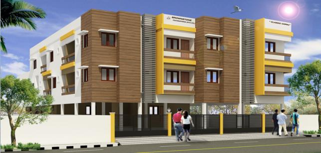 Classic Coral 3 Bhk New Residential Apartments For Sale
