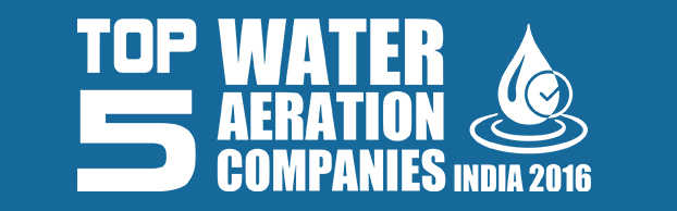 Top 5 Water Aeration Companies 2016
