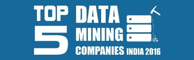 Top 5 Data Mining Companies 2016