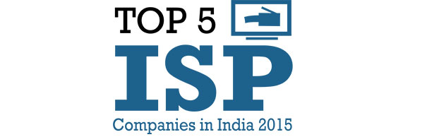 Check out TOP TOP 5 ISP Companies in India 2015