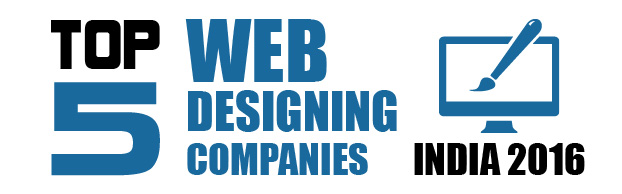 Check out TOP 5 Web Designing Companies 2016