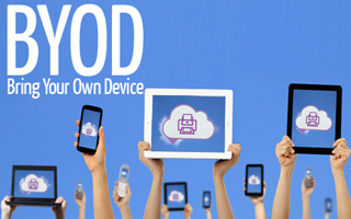 Using BYOD Smartphones for Physical...