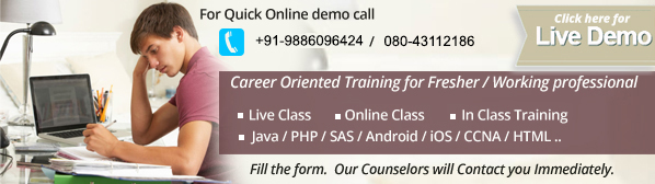 Quick Online Demo Call
