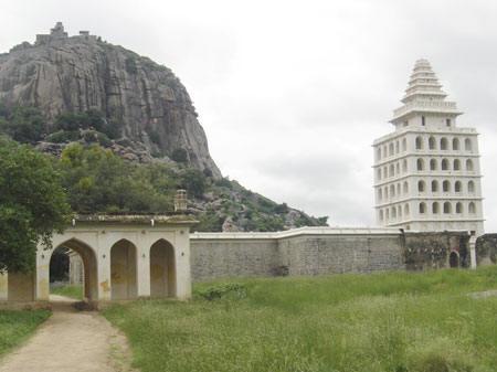 Gingee Fort Tamil Nadu