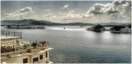 Budget hotels in Udaipur with Lake Views