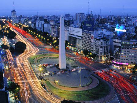 Famous Places In Argentina Buenos Aires