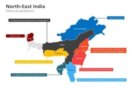 Visit NorthEast India